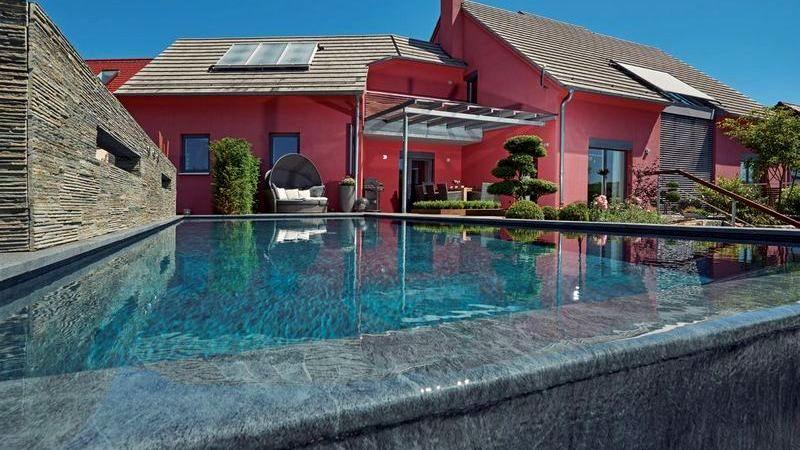 Stavané bazény Alkorplan