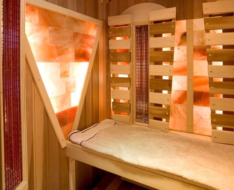 Kombinované sauny, BIO sauna ainfrasauna